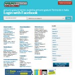 Realizzazione sito web Annunci: annuncigratistorino.it
