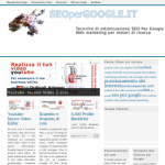 SEO per Google