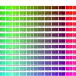 scarica la tavola dei colori web
