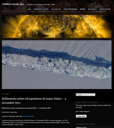blog fantascienza