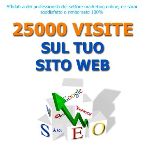 aumentare traffico web