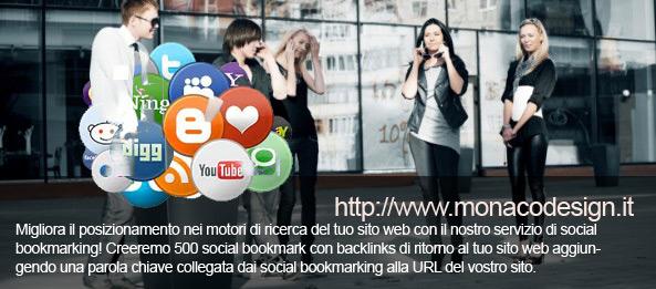 Indicizzazione social bookmarking