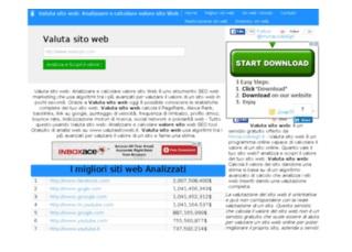 vendere sito web
