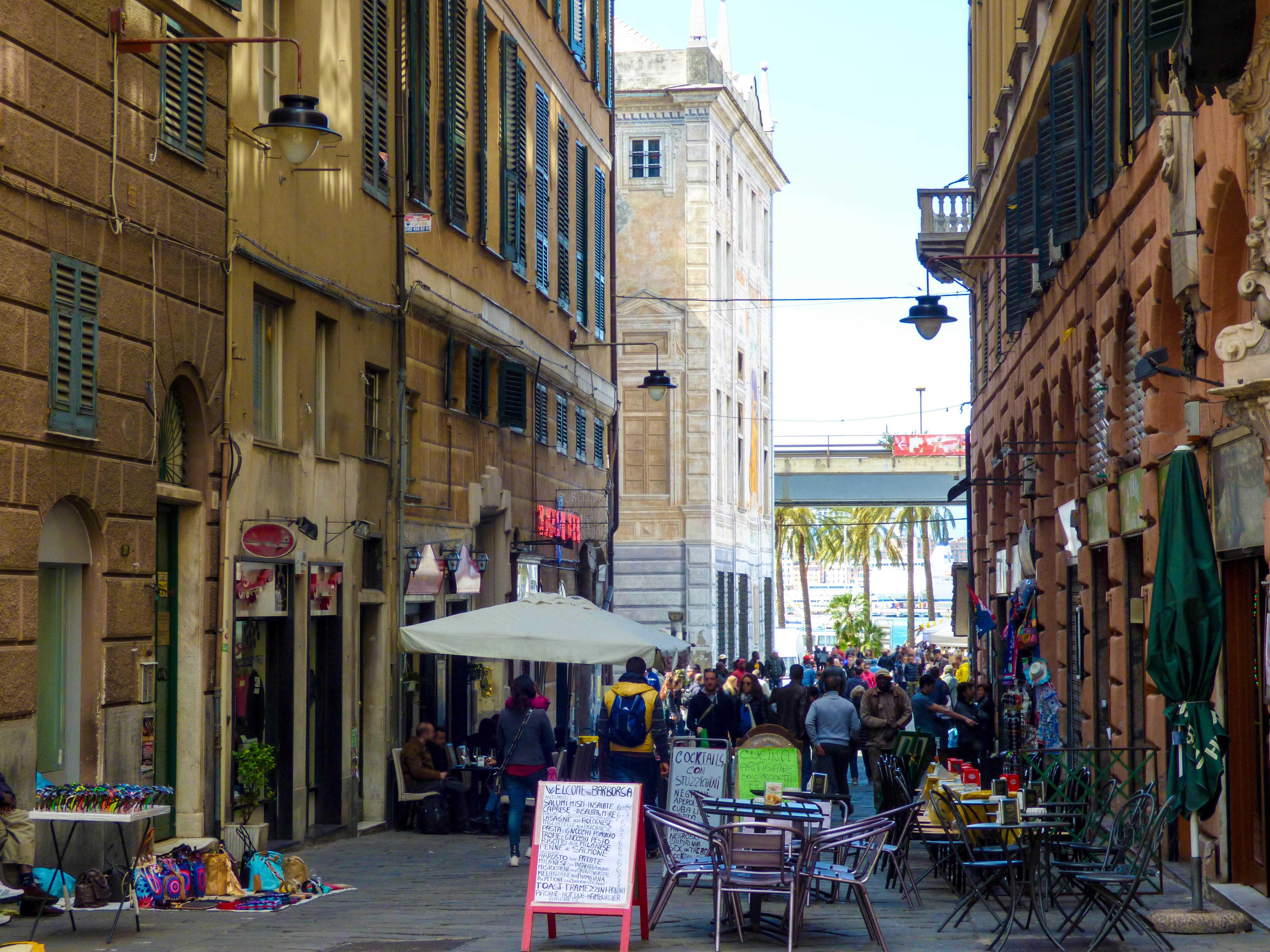 Genova fotografia