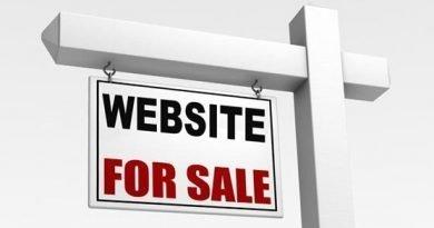 Vendere siti web già avviati