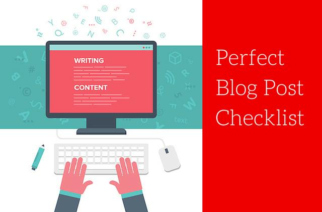 come scrivere un post perfetto