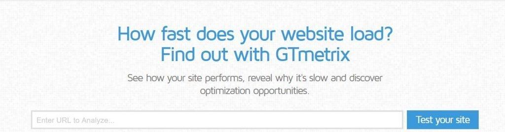 Come misurare performance sito web