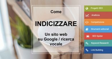 Come indicizzare un sito WordPress su Google