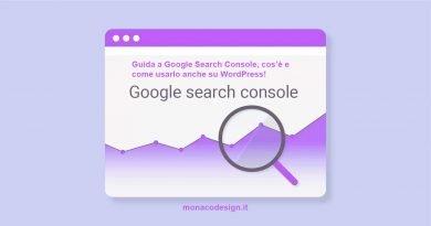 Guida a Google Search Console per WordPress