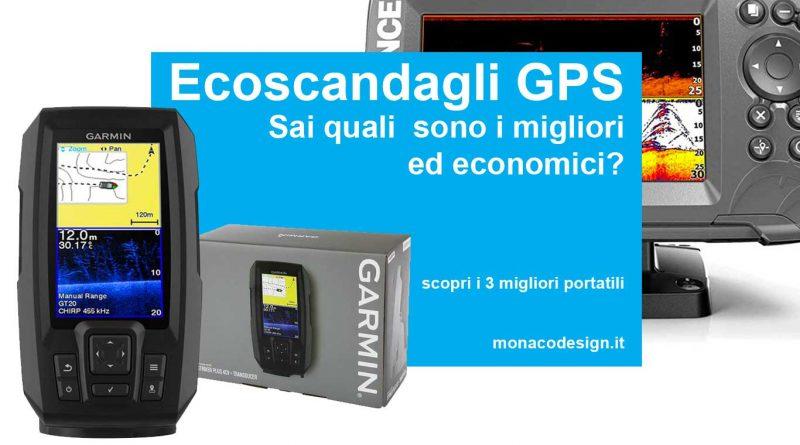 Migliori ecoscandagli GPS