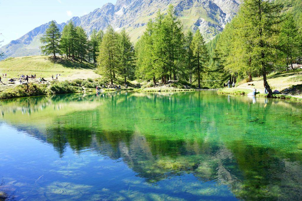 Lago Blu, Strada Statale 406, 11021 Breuil-Cervinia AO