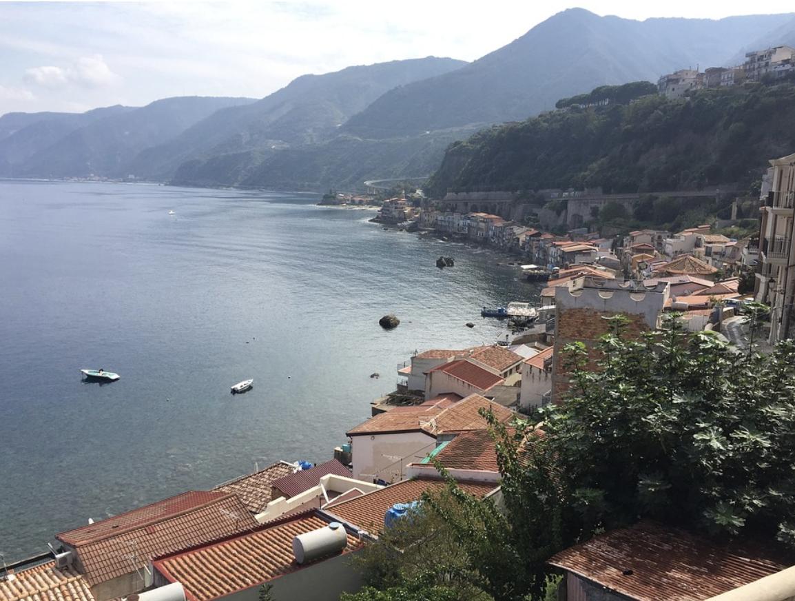 Reggio Calabria, Scilla