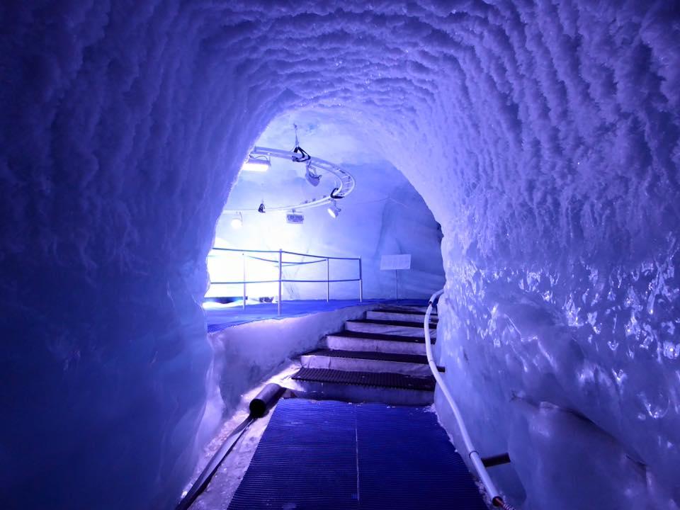 Grotta di Giaccio - Sicuramente una delle cose da fare a Cervinia