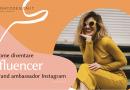 Brand Ambassador Instagram