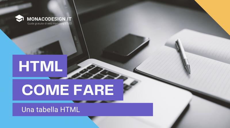 tabelle html