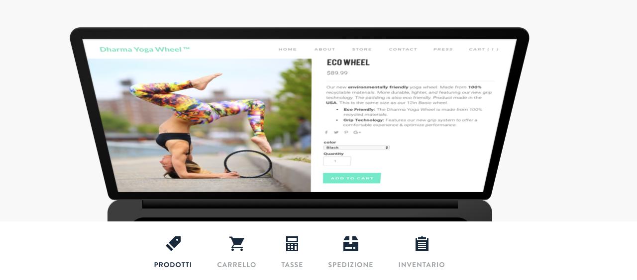 Temi e-commerce