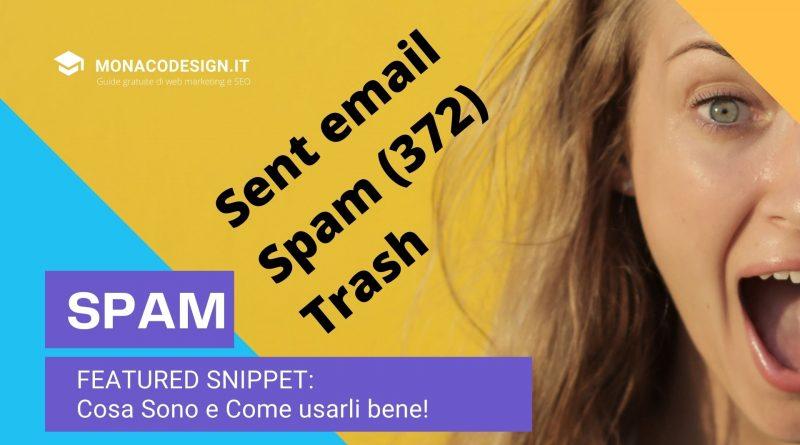Cos'è spam