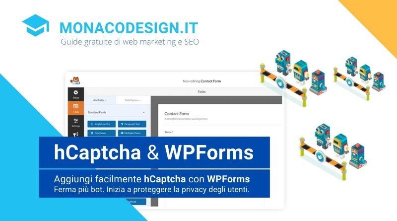 WPForm hCaptcha