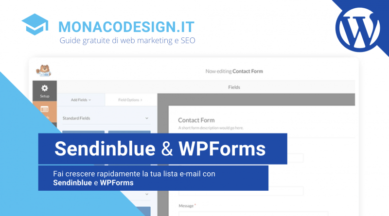 WPForm Sendinblue WordPress